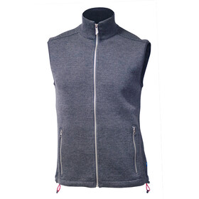Ivanhoe of Sweden Assar Vest Men graphite marl